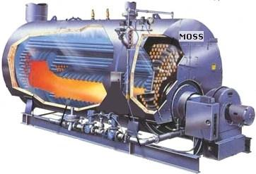 Gambar 3- Packaged Boiler