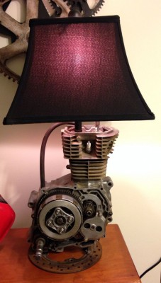Gambar 5 - Engine Lamp (www.pinterest.com)